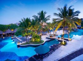 Hard Rock Hotel Bali, accessible hotel in Kuta