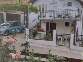 Nada Apartment, appartamento a Bilice (Bilizze)