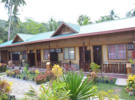 Telesfora Beach Cottage, hotel in El Nido