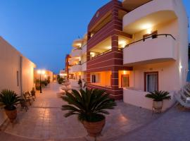 Elpis Studio Apartments, hotel with pools in Balíon