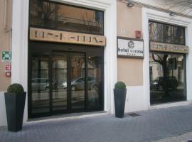 Hotel Corona, hotell i Termoli