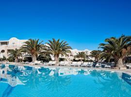 Santo Miramare Beach Resort, hotel a Perivolos