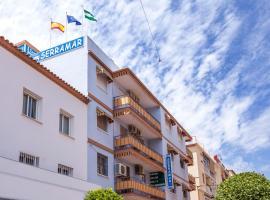 Serramar, hotel en Benalmádena