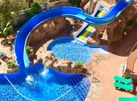 Hotel Victoria Playa, hotel ad Almuñécar