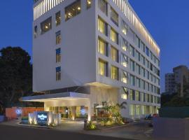 The Fern An Ecotel Hotel, Akota, Vadodara, отель в городе Вадодара