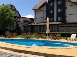Olymp Hotel, хотел близо до Добърско, Банско