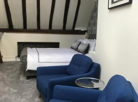 Number 5, hotel near Camber Castle, Rye