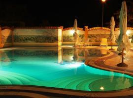 Hotel Villa Letan, hotel in Fažana