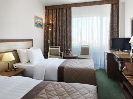 Гостиница Измайлово Дельта, отель в Москве