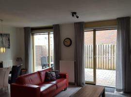 Appartement achter de duinen, golf hotel in Katwijk aan Zee
