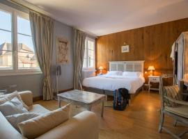 Logis Contact Hôtel Le Beaulieu, hôtel à Beaulieu-sur-Dordogne