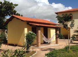 Pousada Muiraquitã, guest house in Beberibe
