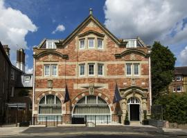 One Warwick Park Hotel, hotel in Royal Tunbridge Wells