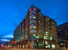 Residence Inn Denver City Center, hotel near United States Mint at Denver, Denver