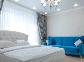 Apartment Status, hotel with pools in Kaliningrad