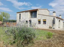 Can Parés, country house in Sant Gregori