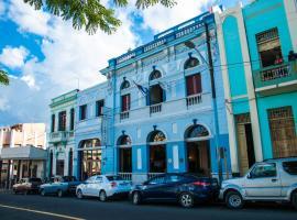 Libertad, отель в городе Сантьяго-де-Куба