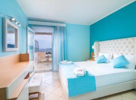 Sunny Hotel Thassos, хотел в Криси Амудия