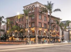 Broadlind Hotel, hotel in Long Beach