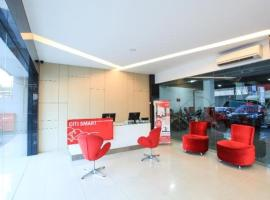 Citismart Hotel Pekanbaru, hotel near Sultan Syarif Kasim II International Airport - PKU, Pekanbaru