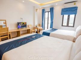 Cat Ba Valentine Hotel, Hotel in Cát Bà