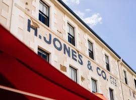 The Henry Jones Art Hotel, hotel near Museum of Old and New Art - MONA, Hobart