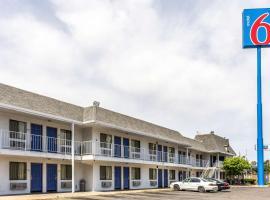 Motel 6-Fresno, CA - Belmont Ave, hotel in Fresno