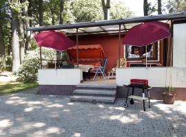 Ferienhaus direkt am See, hotel in Bad Saarow