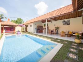Villa Jimmy, hotel near Naughty Nuri's Warung Seminyak, Seminyak