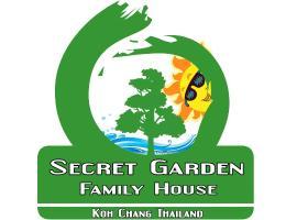 Secret Garden Family House, vacation rental in Ko Chang
