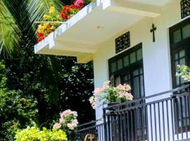 Nasareth Villa Unawatuna, hotel in Galle