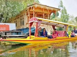 New Bul Bul Group of Houseboats, boat in Srinagar