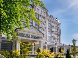 Hotel Alkor, hotel in Truskavets