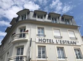 Hôtel L'Estran, hôtel à Trouville-sur-Mer