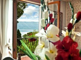 Villalbert, hotel in Castel Gandolfo