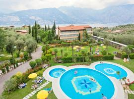 Majestic Palace, hotell i Malcesine