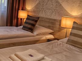 Hotel U Kašny, hotel v destinaci Rajhrad