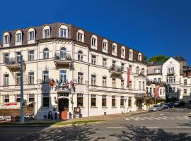 Hotel Continental, отель в городе Марианске-Лазне
