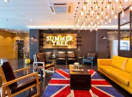 Summer Tree Hotel Penang, hotel near Gurney Drive, George Town