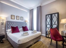 Hotel Emma Small Luxury Hotel, hotel cerca de Estación de tren Campo di Marte, Florencia