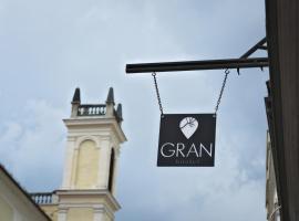 GRAN hostel, hotel v Banskej Bystrici