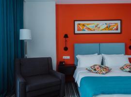 Aparthotel Tangerine, apartment in Batumi