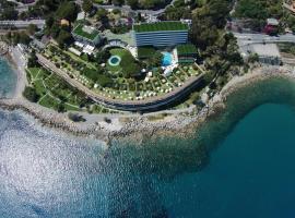Grand Hotel Del Mare Resort & Spa, hotel a Bordighera