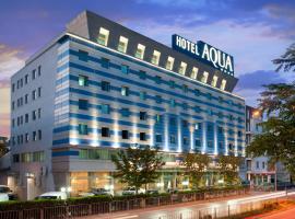 Aqua Hotel, отель в Варне