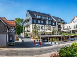 AKZENT Hotel Villa Saxer, hotel a Goslar