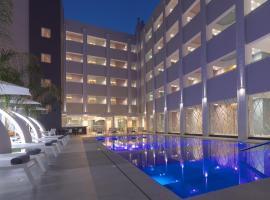 Melrose Hotel Rethymno, hotel in Rethymno