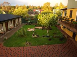 Guesthouse Männiku, kodumajutus sihtkohas Pärnu