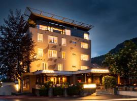 Hotel Victoria Meiringen, hôtel à Meiringen