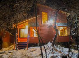 Cabaña las trancas, hotel in Nevados de Chillan