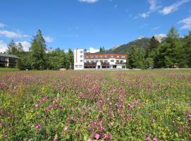 Hotel Berghof, Hotel in Seefeld in Tirol